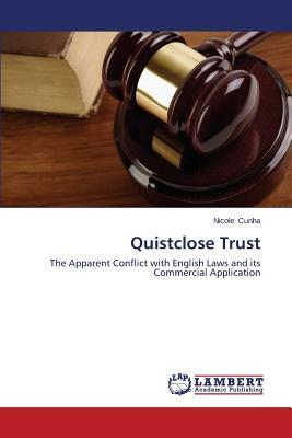 Quistclose Trust - Cunha Nicole