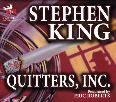 Quitters, Inc. - King, Stephen