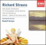 R. Strauss: Also sprach Zarathustra; Till Eulenspiegels lustige Streiche; Tod und Verklärung; Salome - Dance of the S