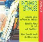 R. Strauss: Complete Music for Winds and Brass, Vol. 2