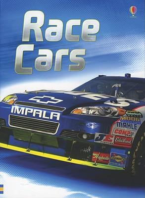 Race Cars - Daynes, K M, and Edmonds, Helen (Designer), and Barrett, Sam (Designer)