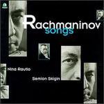 Rachamninov Songs