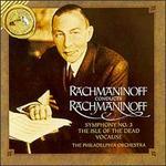Rachmaninoff Conducts Rachmaninoff