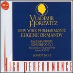 Rachmaninoff: Piano Concerto No. 3; Piano Sonata No. 2
