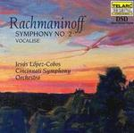 Rachmaninoff: Symphony No. 2 / Vocalise