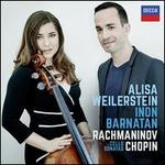 Rachmaninov, Chopin: Cello Sonatas