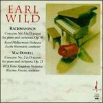 Rachmaninov: Concerto No. 3; MacDowell: Concerto No. 2