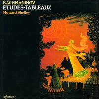 Rachmaninov: Etudes-Tableaux - Howard Shelley (piano)