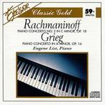 Rachmaninov/Grieg: Piano Concertos