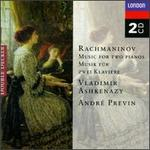 Rachmaninov: Music for 2 Pianos