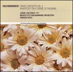 Rachmaninov: Piano Concerto No. 2, Rhapsody on a theme of Paganini