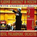 Rachmaninov: Piano Concerto No. 2; Tchaikovsky: Symphony No. 4