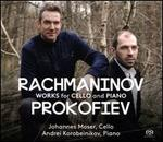 Rachmaninov, Prokofiev: Works for Cello and Piano