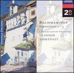 Rachmaninov: Symphonies 1-3 - Royal Concertgebouw Orchestra; Vladimir Ashkenazy (conductor)