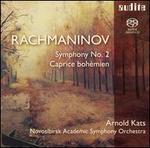 Rachmaninov: Symphony No. 2; Caprice bohemian