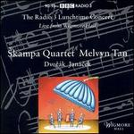 Radio 3 Lunchtime Concert: Skampa Quartet & Melvyn Tan