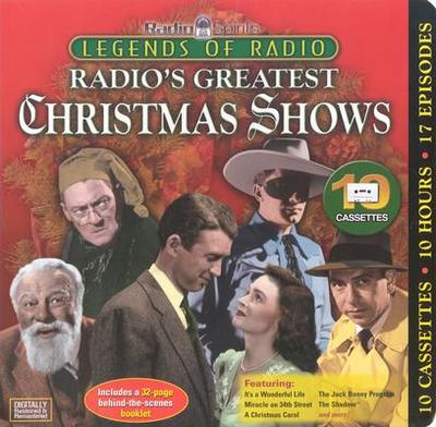 Radio Greatest Christmas Shows - Radio Spirits