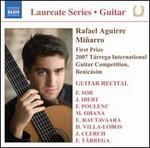 Rafael Aguirre Miñarro: Guitar Recital