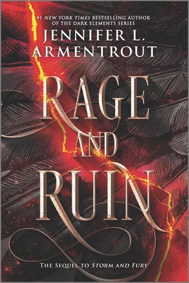 Rage and Ruin - Armentrout, Jennifer L