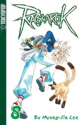 Ragnarok Volume 8 - Lee, Myung-Jin, and Yi, Myong-Jin