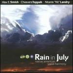 Rain in July: Native American Vocal Harmony