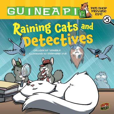 Raining Cats and Detectives: Book 5 - Venable, Colleen AF