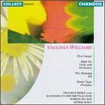 Ralph Vaughan Williams: Flos Campi; Suite for Viola and Orchestra; The Running Set; Hymn Tune Preludes