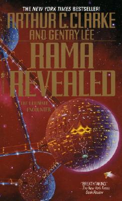 Rama Revealed - Clarke, Arthur C