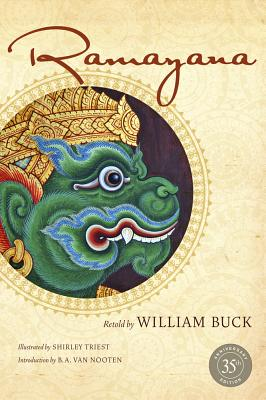 Ramayana - Buck, William, and Van Nooten, B a (Introduction by)