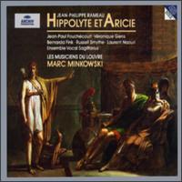 Rameau: Hippolyte et Aricie - Aline Zylberajch (harpsichord); Annick Massis (vocals); Bernarda Fink (vocals); Ensemble Sagittarius; Florence Katz (vocals);...