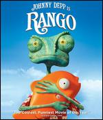 Rango [Blu-ray] - Gore Verbinski