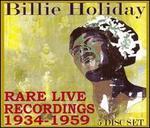 Rare Live Recordings 1934-1959