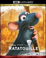 Ratatouille [Includes Digital Copy] [4K Ultra HD Blu-ray/Blu-ray]