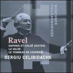 Ravel: Daphnis et Chloé (Suites); La Valse; Le Tombeau de Couperin
