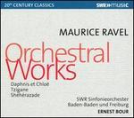 Ravel: Daphnis et Chloë; Tzigane; Shéhérazade