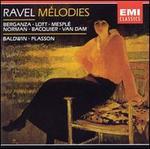 Ravel: Mélodies - Dalton Baldwin (piano); Felicity Lott (soprano); Gabriel Bacquier (baritone); Jessye Norman (soprano);...