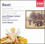 Ravel: Piano Concertos; Pavane pour une Infante d?funte; Jeux d'eau; La Valse
