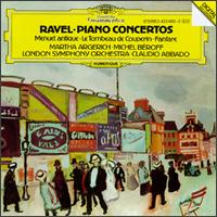 Ravel: Piano Concertos - Martha Argerich (piano); Michel Béroff (piano); London Symphony Orchestra; Claudio Abbado (conductor)
