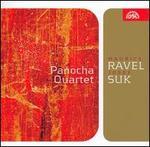 Ravel, Suk: String Quartets