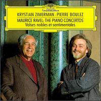 Ravel: The Piano Concertos - Krystian Zimerman (piano); Pierre Boulez (conductor)