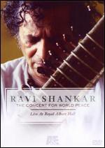 Ravi Shankar: The Concert for World Peace - Live at Royal Albert Hall - Alan Kozlowski