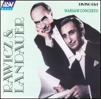 Rawicz & Landauer: Warsaw Concerto - Marjan Rawicz/Walter Landauer