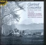 Rawsthorne, Jacob, Cooke: Clarinet Concertos