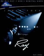 Ray [2 Discs] [Includes Digital Copy] [Blu-ray/DVD] - Taylor Hackford