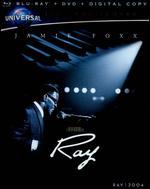 Ray [2 Discs] [Includes Digital Copy] [Blu-ray/DVD] - Taylor Hackford