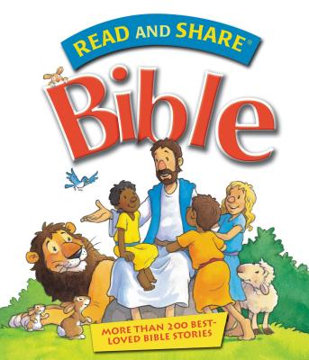 Read and Share Bible: More Than 200 Best-Loved Bible Stories - Ellis, Gwen (Creator)