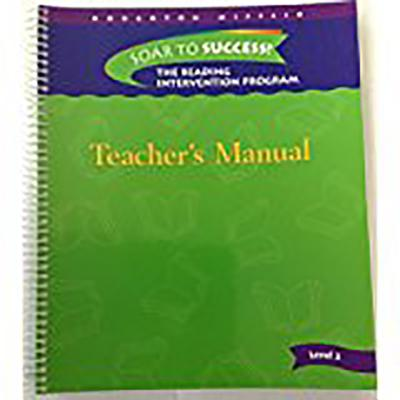 Read Soar: Teacher's Manual Level 3 - Houghton Mifflin Company (Prepared for publication by)