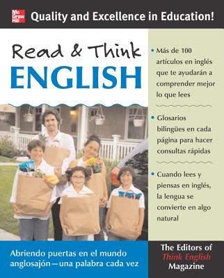 Read & Think English - The Editors of Think English! Magazine