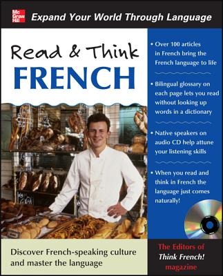 Read & Think French - Editors of Think French Magazine