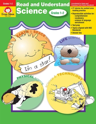 Read & Understand Science Grades 1-2 - Evan-Moor Educational Publishers
